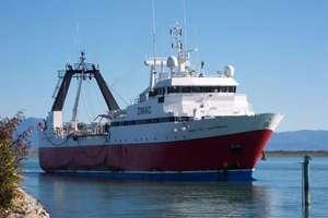 The Amaltal Columbia fishing boat. Photo / Shipspotting.com