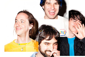 Animal Collective will play one New Zealand show in January. Photo / Supplied