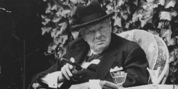 'Great Champagne should be cold, dry and preferably free.' - Sir Winston Churchill. Photo / Supplied