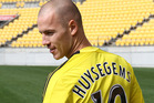 Wellington Phoenix are touting Stein Huysegems as the 'most highly rated overseas player to join the Wellington Phoenix. Photo / Guy Smith / Yellow Fever.