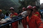 Twin earthquakes strike southwestern China killing over 80 people while rescuers work to unblock roads, evacuate and feed local residents and fix communications lines.