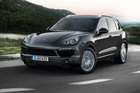 Porsche Cayenne S Diesel. Photo / Supplied
