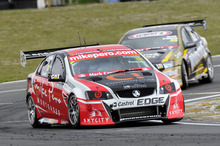 In his first V8 SuperTourers endurance rounds, Cassidy set one of the fastest laps in qualifying. Photo / Supplied