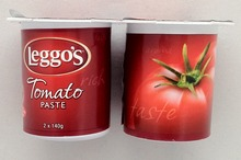 Leggo's Tomato Paste (pottle) 2 x 140g for $2.90.