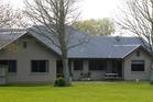Simon Friar's ex-wife lives at their Hamilton home.   Photo / Christine Cornege