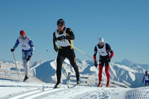 Students from around New Zealand will converge on the Snow Farm in the Cardrona Valley this weekend for the secondary schools biathlon and cross-country skiing championship.