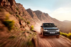 The all new Range Rover. Photo / Supplied