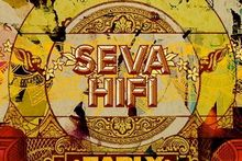 Album cover for Early by Seva Hifi. Photo / Supplied