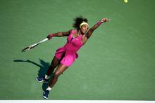 Serena Williams. Photo / David Lobel