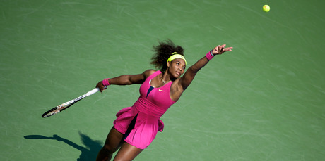Serena Williams. Photo / David Lobel