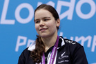 Mary Fisher has taken gold medal in the women's 200-meter individual medley SM11 category at the 2012 Paralympics games. Photo / AP