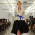 Carmen Marc Valvo Spring 2013 collection. Photo / AP