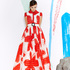 Alice & Olivia Spring 2013 collection. Photo / AP