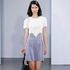 The Victoria, Victoria Beckham Spring 2013 collection. Photo / AP