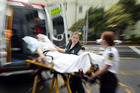 St John's annual operating loss has nearly doubled from $8 million in five years, and ambulance bosses say that is unsustainable. Photo / APN