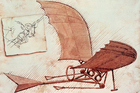 Leonardo da Vinci's drawings show he visualised flying machines centuries before man flew ... but that doesn't invalidate the word 'impossible'. Photo / Supplied