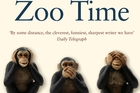 Book cover of Zoo Time. Photo / Supplied