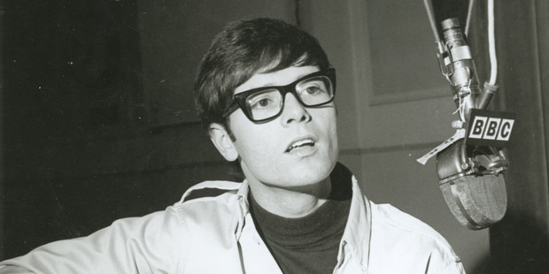 Cliff Richard in the 1960s, a decade in which he had 'a mind-blowing spiritual experience'. Photo / Supplied