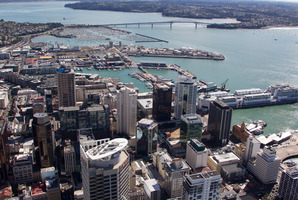 Local government reforms before Parliament would tip the balance in favour of council amalgamations such as the Auckland Super City. Photo / Brett Phibbs