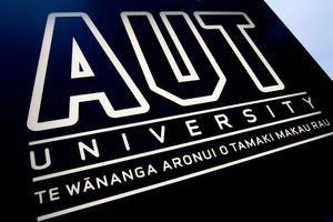 The Auckland University of Technology. Photo / Richard Robinson
