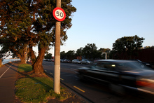 Generally, we have one limit of 50km/h on all urban roads. Photo / Natalie Slade