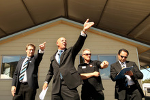 Agents sold 6035 properties in August, up 843 on July. Photo / NZ Herald