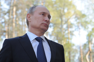 Russian Prime Minister Vladimir Putin. Photo / AP