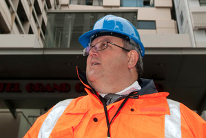 Earthquake Recovery Minister Gerry Brownlee. File photo / NZPA