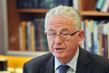 Former Deputy Prime Minister Sir Michael Cullen. Photo / NZPA