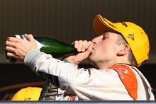 Jamie Whincup says the next two races are &quot;massive&quot;. Picture / NZPA 