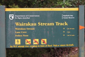 Jack Davis' body was found near the remote Wairakau bush track, on the northern side of the Whangaroa Harbour, in February last year. File photo / NZ Herald