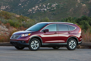 You get a lot of car for the price with Honda's latest 2WD SUV.