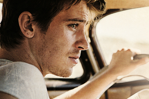 Garrett Hedlund in On The Road. Photo / Supplied