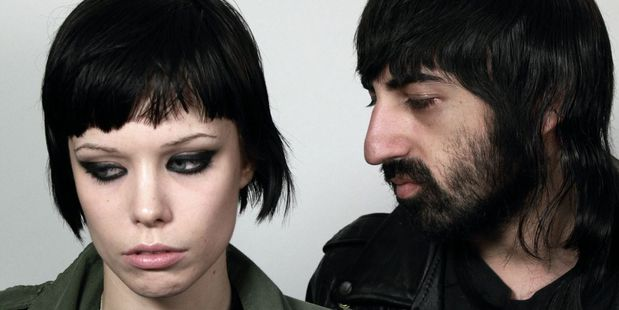 Crystal Castles play The Studio on January 15. Photo / Supplied