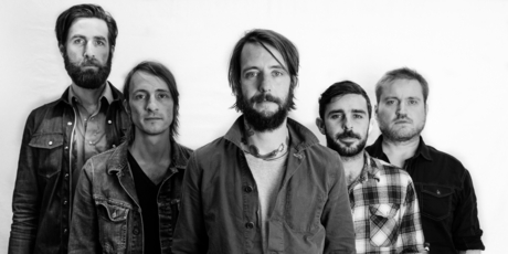 Band of Horses are gearing up for two New Zealand shows in January. Photo / Supplied