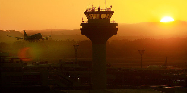 Auckland International Airport offers growth opportunities over the next 10 years, says Mark Lister. Photo / Martin Sykes