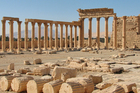 The Temple of Bel in Palmyra. Photo / Jill Worrall