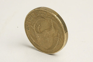 The kiwi dollar fell to 84.23 US cents after comments from US House Speaker John Boehner. Photo / File