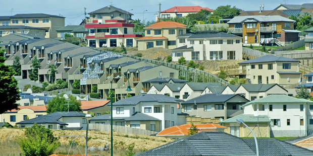 Alan Bollard has governed during a period of extraordinary volatility punctuated by a housing boom. Photo / NZH