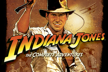 The Complete Adventures of Indiana Jones is available now in a Blu-ray boxset. Photo / Supplied