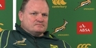Watch: Rugby: Springboks lock ruled out