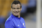 Ryan Nelsen (pictured) and QPR fell to Winston Reid's West Ham. Photo / Richard Robinson