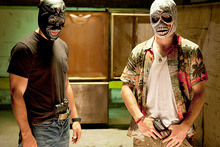 A scene from Oliver Stone's new film Savages. Photo / Supplied
