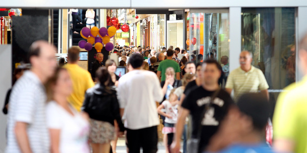 Consumer confidence slipped in September, according to the latest ANZ-Roy Morgan Consumer confidence index. Photo / Herald on Sunday