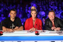 New Zealand's Got Talent's judging panel: Jason Kerrison , Rachel Hunter and Ali Campbell. Photo / Supplied