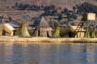Lake Titicaca, the highest navigable body of water in the world, links Bolivia and Peru. Photo / Thinkstock