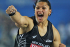 Valerie Adams will receive her gold medal next Wednesday. Photo / Getty Images