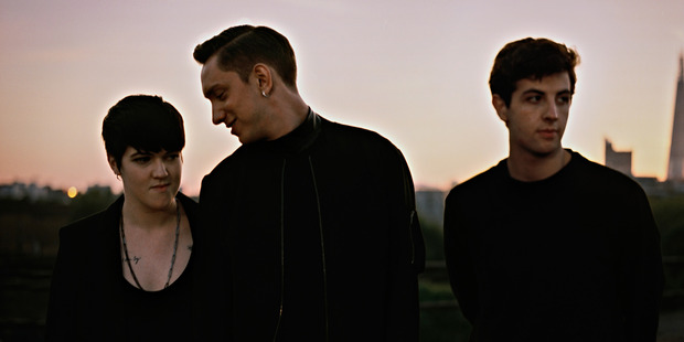 The xx. Photo / Supplied