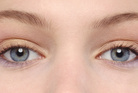 Lighter coloured eyes tend to indicate a less agreeable and more competitive nature.