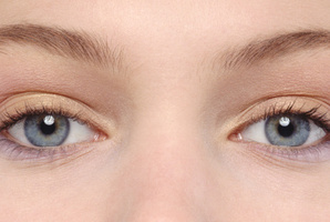 Lighter coloured eyes tend to indicate a less agreeable and more competitive nature. Photo / Thinkstock